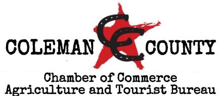 Coleman County Texas
